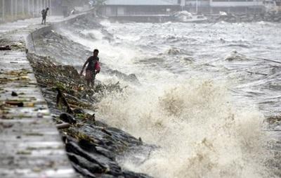 Тайфун Коппу на Филиппинах: есть первые жертвы