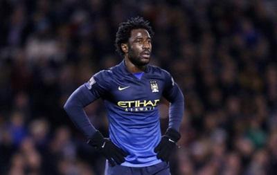 Нападающий Манчестер Сити переболел малярией