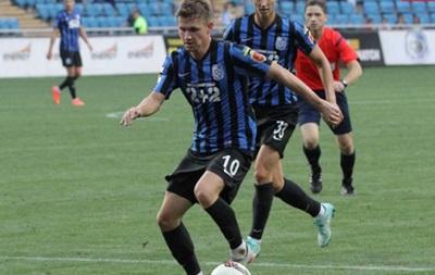 Черноморец одержал первую победу в чемпионате
