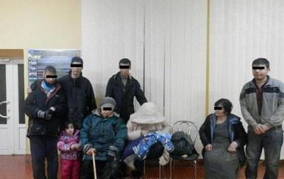На Закарпатье пограничники задержали семерых афганцев