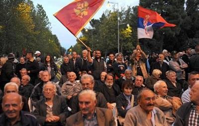 В Черногории оппозиция предъявила ультиматум премьеру