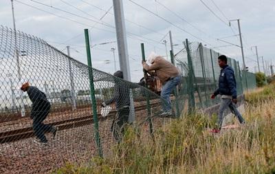 Туннель под Ла-Маншем снова закрыт из-за мигрантов