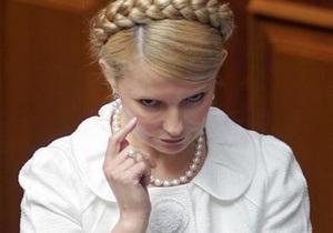 Тимошенко: обвинение ВО Свобода в ксенофобии -  лживая пропаганда