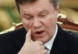 Янукович подписал Налоговый кодекс
