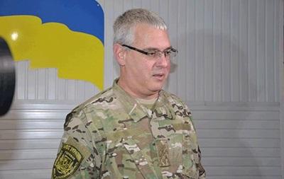 Луганскую милицию возглавил комбат  Киевщины