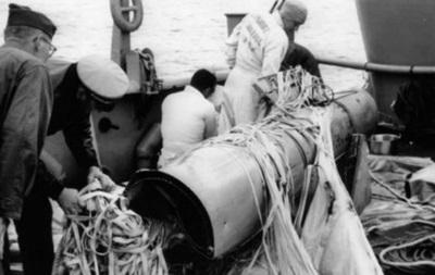США очистят берег Испании от последствий падения атомных бомб
