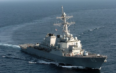 США разместили у берегов Японии эсминец с системой ПРО