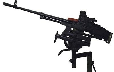 Укроборонпром презентовал модернизированный танковый пулемет