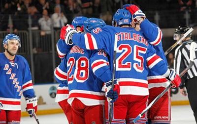 NHL: Шатаут Раанта, долгожданная победа Рейнджерса