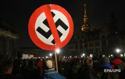 В Германии антиисламский марш завершился столкновениями