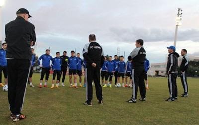 Казахская Астана решила в Лиге чемпионов сыграть дублирующим составом