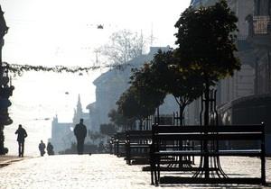 На этой неделе в Украине ожидаются заморозки до -5 градусов