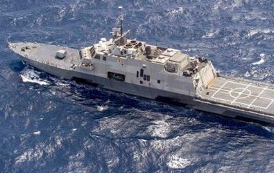 США продают Саудовской Аравии четыре военных корабля