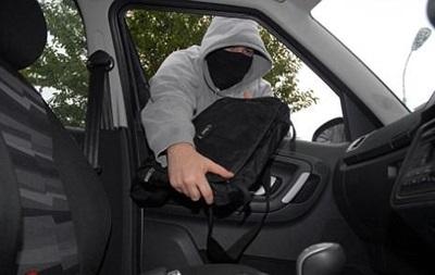 В Днепропетровске ограбили следователя ГПУ: украли автомат