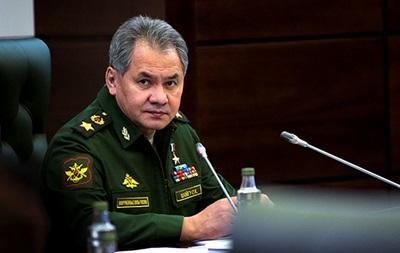 Шойгу: Безопасность РФ зависит от  братской Украины