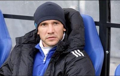 Андрей Шевченко: Мне Динамо во втором тайме очень понравилось