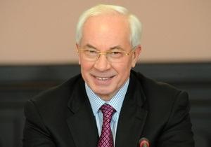 Азаров планирует за 15 лет вывести Украину на второе место в мире по экспорту зерна