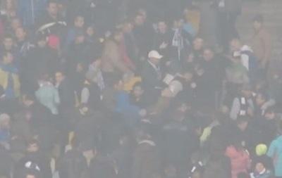 Расизм в Киеве: УЕФА может наказать Динамо за драку на НСК Олимпийский