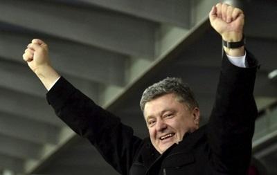 Порошенко: Будем держать кулаки за нашу сборную в матчах со Словенией
