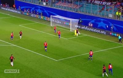 ЦСКА — Манчестер Юнайтед 1:1 Видео голов и обзор матча Лиги чемпионов