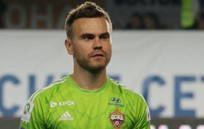 Российский вратарь снова обновил уникальный антирекорд Лиги чемпионов