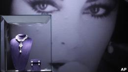 Жемчужина Элизабет Тэйлор продана за $11 млн