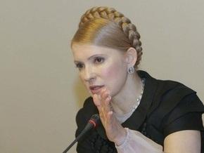 НГ: Тимошенко в отставку не уйдет