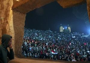Би-би-си: Египет остается расколотым накануне референдума