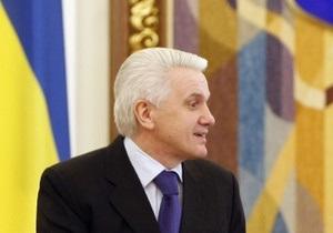 Литвин уверен в ратификации Радой соглашения по Черноморскому флоту