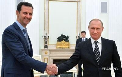 Путин: Асад согласился на сотрудничество РФ с оппозицией