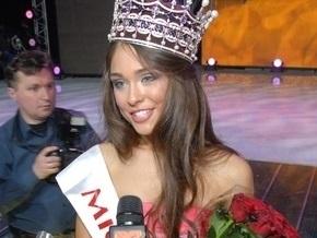 Мисс Украина отправилась на Мисс мира-2008
