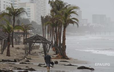 Мексика в ожидании мощного урагана