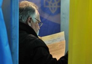 В одном из сел Черниговской области назначены перевыборы