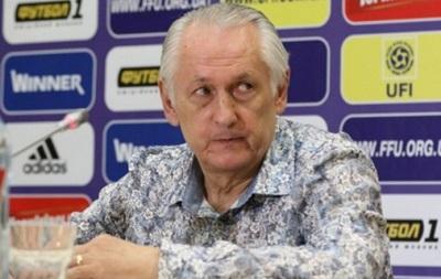 Фоменко: Результаты сборной в Киеве и Львове немного разнятся