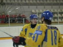 Сборная Украины по хоккею разошлась миром с нижегородским Торпедо