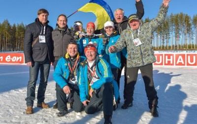 Украинские биатлонисты получили вид на жительство в Норвегии