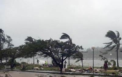 Сильнейший ураган в истории дошел до Мексики