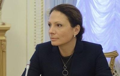Левочкина: Минюст обманывает по поводу судебной реформы