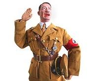 В Киеве за $240 можно купить куклу Гитлера со сменной головой