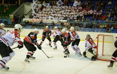 Хоккей: Дженералз обыграл Донбасс