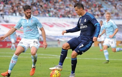 Реал обыгрывает Сельту в матче лидеров чемпионата Испании