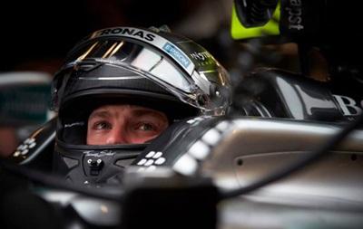 Формула-1: Нико Росберг - победитель квалификации на Гран-при США