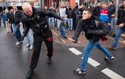 Протесты против мигрантов в Германии: в ход пошли водометы