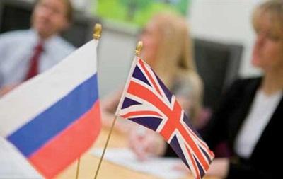 В РФ заявили о заморозке дипотношений с Британией