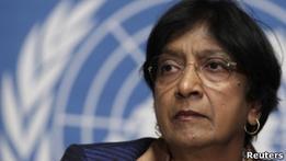 ООН: в Сирии погибло уже более 5000 человек
