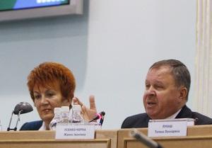 ЦИК поделил между Януковичем и Тимошенко время для агитации