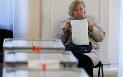 Подсчет голосов и нарушений на местных выборах