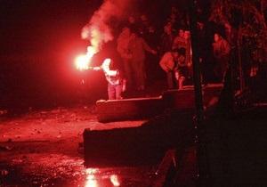 В Каире около тысячи человек пострадали в результате столкновений