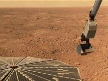 Феникс обнаружил доказательства присутствия воды на Марсе