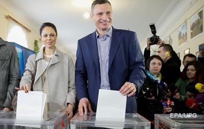 Тенденции выборов в Киеве: побеждает Кличко, проходят шесть партий